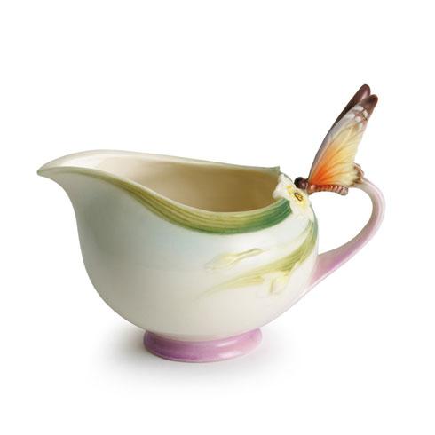 $99.00 Creamer, butterfly
