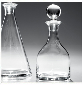 1 Liter Decanter Bottle, Country