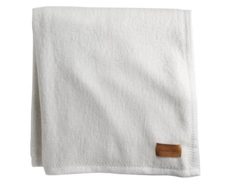 $170.00 All Seasons Blanket White