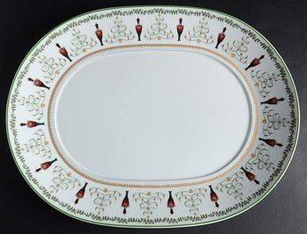Grenadiers Platter collection with 1 products