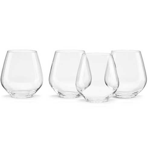 $54.00 Tuscany 4 piece simply red tumbler set