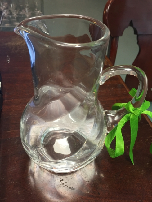 Spiral pitcher 1.5 pt collection with 1 products