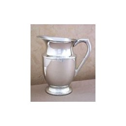 $300.00 Pewter Water Pitcher