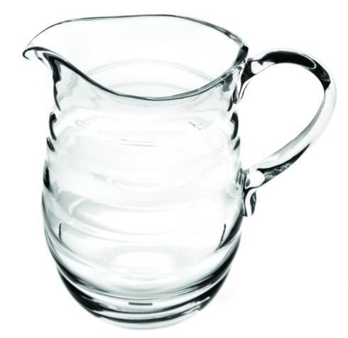 4 Pt Glass Jug w/Handle