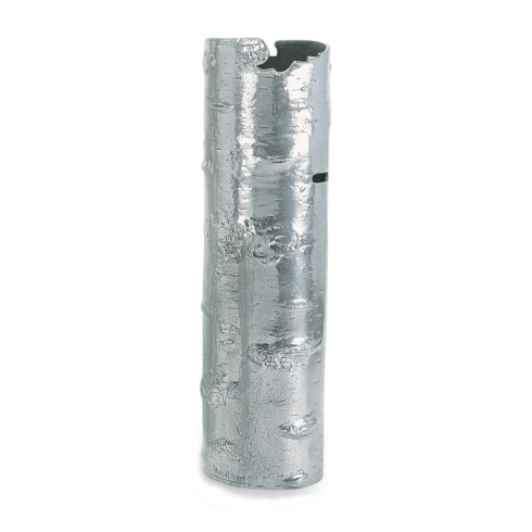 "$119.00 10"" Botanical Bark Vase"