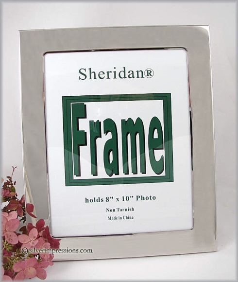 Creative Gifts Direct   Silhouette frame, 8x10 $40.00