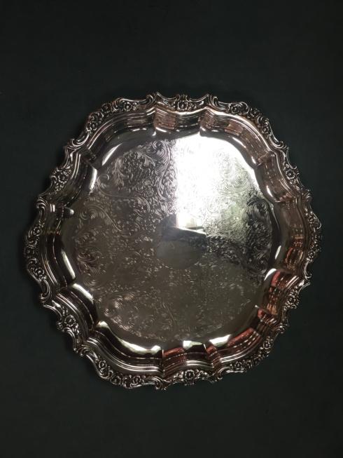 $145.00 Scalloped tray