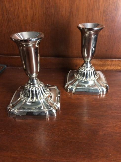 $35.00 Fluted candlestick
