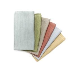 $22.00 Grass chevron marquees napkin