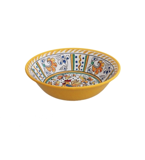Rooster yellow cereal bowl collection with 1 products