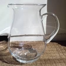 $35.00 Savannah pitcher clear