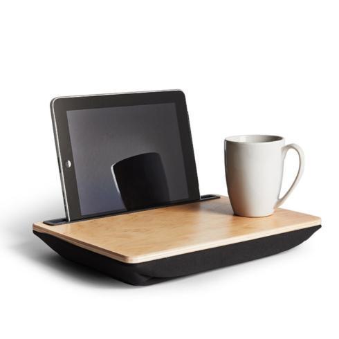 $25.99 Kikkerland IBED Lap Desk Wood