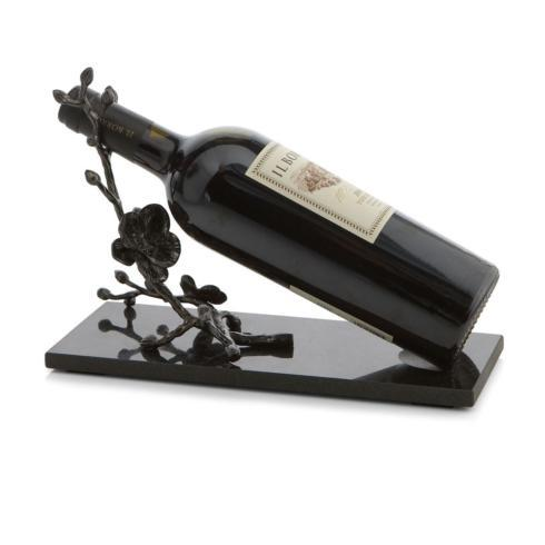 FSR Exclusives   Michael Aram Black Orchid Wine Rest $195.00