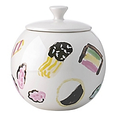 Kate Spade   Kate Spade All In Good Taste One Smart Cookie Jar $52.99