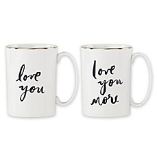 Kate Spade Bridal Party Mug Set