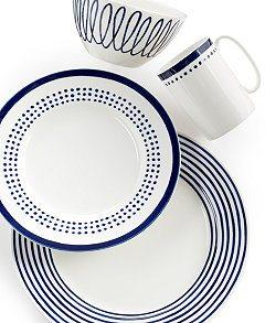 Kate Spade Charlotte Street East Place Setting collection with 1 products