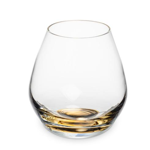 Abbott   Stemless Wine With Gold $16.99