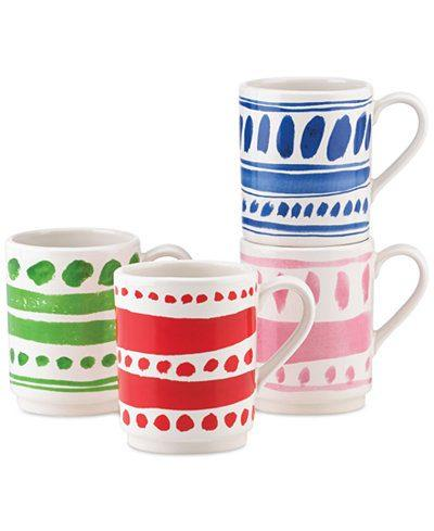 All In Good Taste Stacking Mugs/4