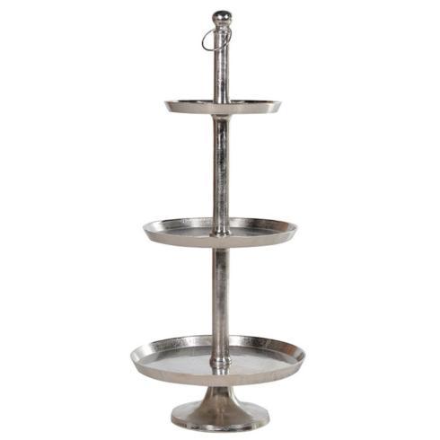 $150.00 3 Tier Metal Dessert Tower