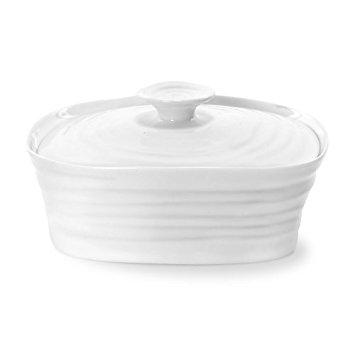 Sophie Conran Butter Dish White collection with 1 products