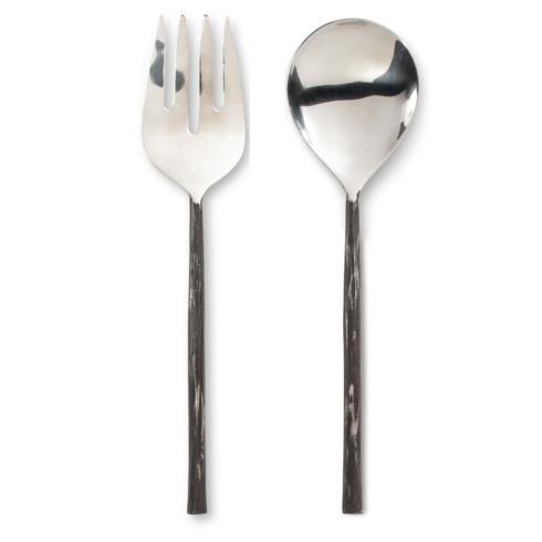 Iron Forge Salad Servers