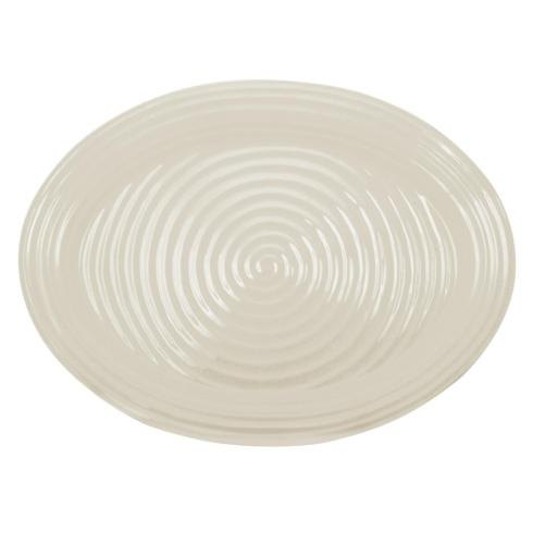 Sophie Conran Large Oval Platter Pebble collection with 1 products