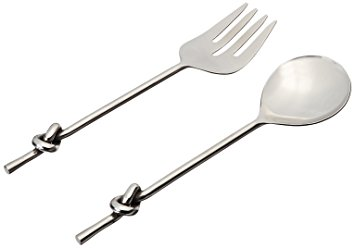 Abbott   Abbott Knot Salad Servers $34.99