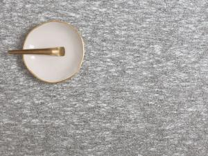 $36.99 Metallic Lace Silver