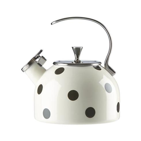 All In Good Taste Deco Dot Kettle