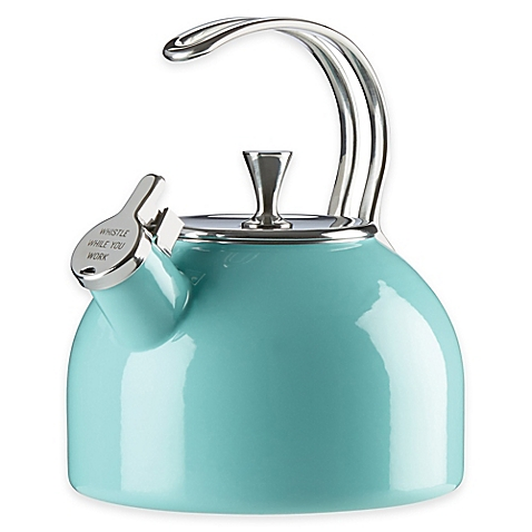 All In Good Taste Kettle Teal