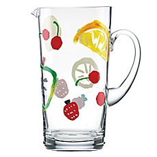 Kate Spade   Kate Spade Pretty Pantry Glass Pitcher $39.99