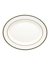 """$260.00 13"""" Oval Platter"""