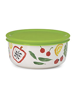 Kate Spade   Kate Spade All In Good Taste Pretty Pantry Bowl With Lid $26.99