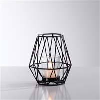 T & T Diamond Candle Holder/Sm collection with 1 products