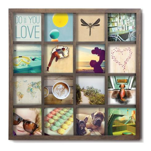 Umbra Multi Square Frame collection with 1 products