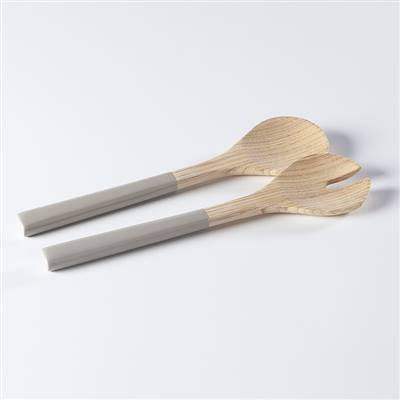 T & T Grey Salad Servers collection with 1 products