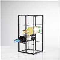 Torre & Tagus Black Wine Rack/8 collection with 1 products