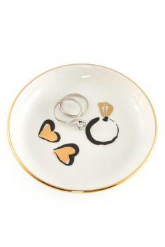 Daisy Place Ring Dish