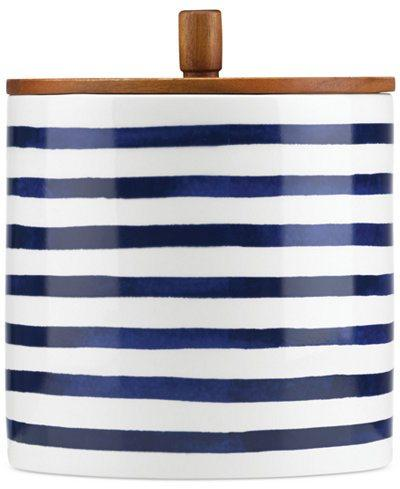 Kate Spade Charlotte Street Large Canister