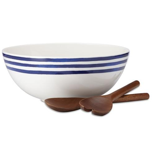 Kate Spade Charlotte Street Salad Set with Wood Servers collection with 1 products