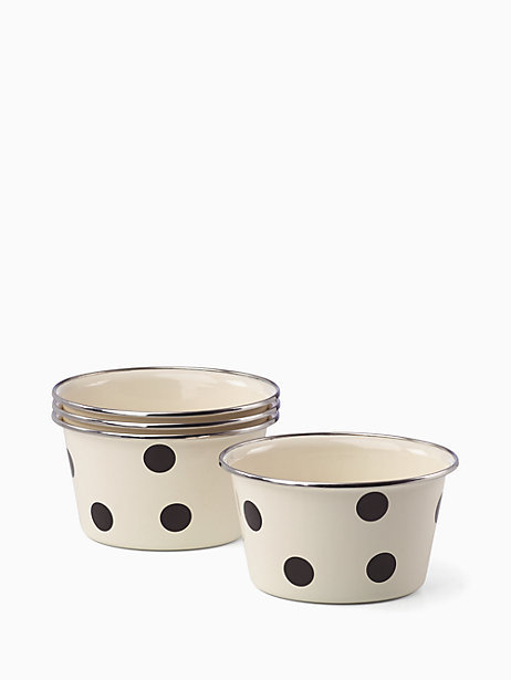 Kate Spade All In Good Taste Individual Bowls/4