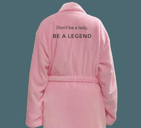 $129.90 Robe Be A Lady