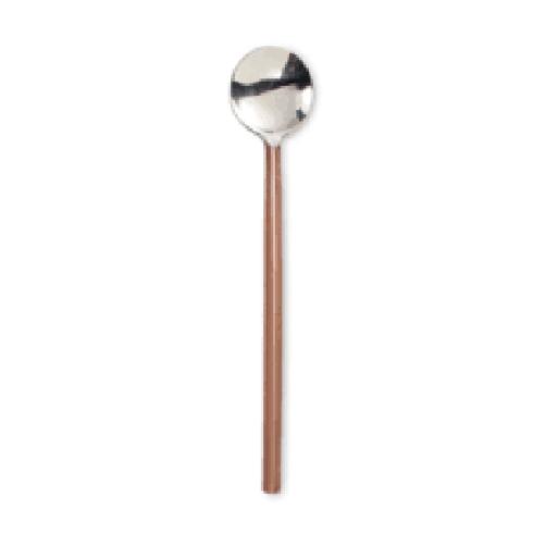 Abbott   Abbott Copper Cocktail Spoon $8.99
