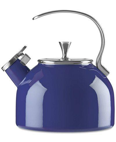 All In Good Taste Cobalt Kettle collection with 1 products