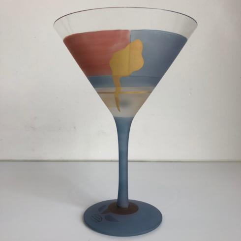 Euroaccents Jonart Martini Glass collection with 1 products