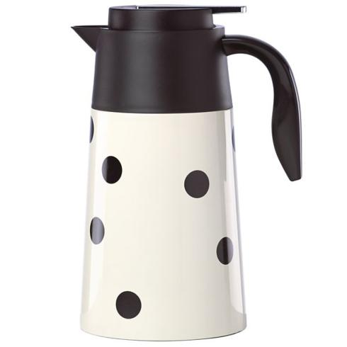 All In Good Taste Deco Dot Coffee Carafe