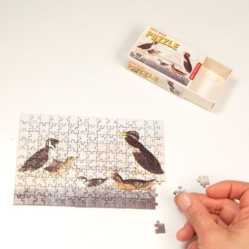 $7.99 Kikkerland Mini Bird Puzzle