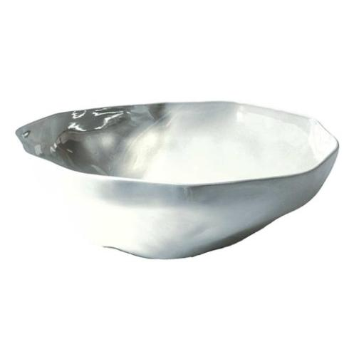 Be Home Lg White Salad Bowl collection with 1 products