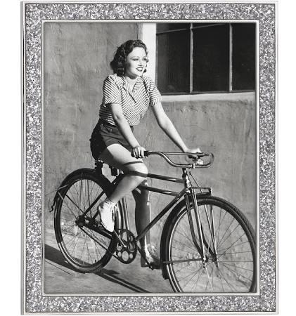 Kate Spade   Kate Spade Simply Sparkling Silver Glitter 8 X 10 Frame $97.99