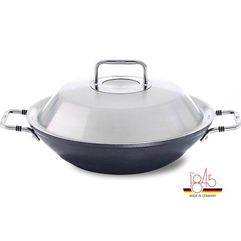 Woks collection with 4 products